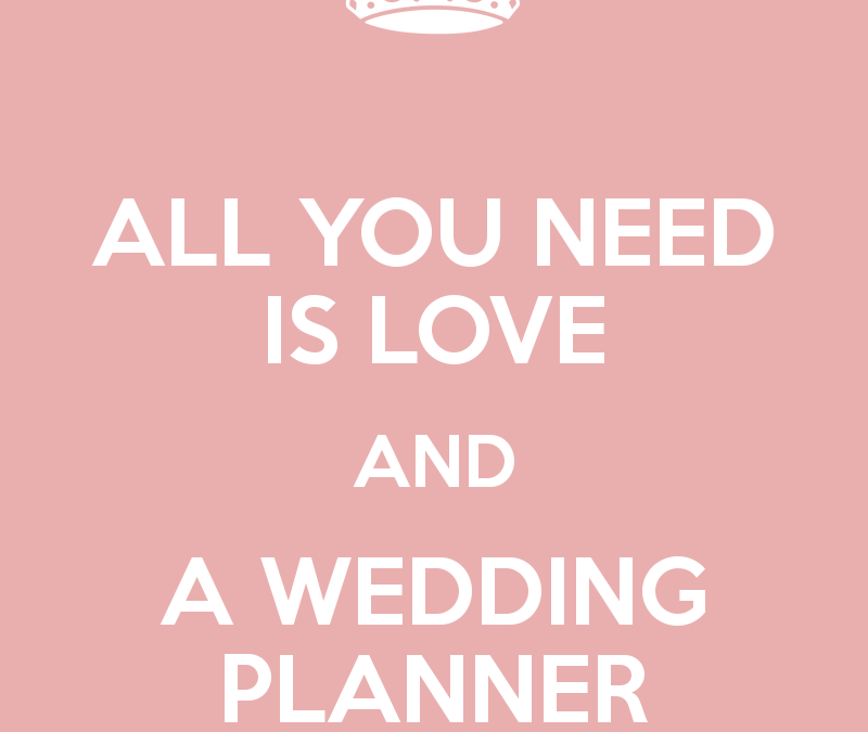 Hiring a Wedding Planning Service