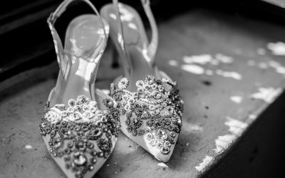 Wedding shoes to dance down the aisle in