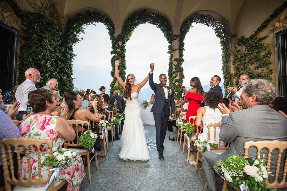 Our Lake Como Weddings Selection