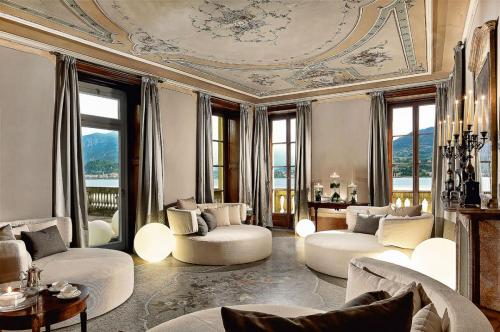 27 - grand hotel tremezzo T Spa Caminetto Relaxation Lounge