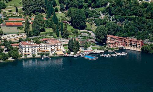 villa d'este lake como wedding planners