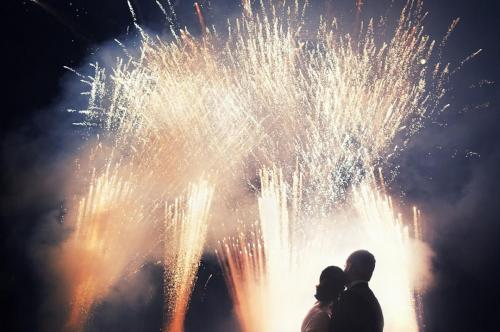 lake como wedding planner firework 002