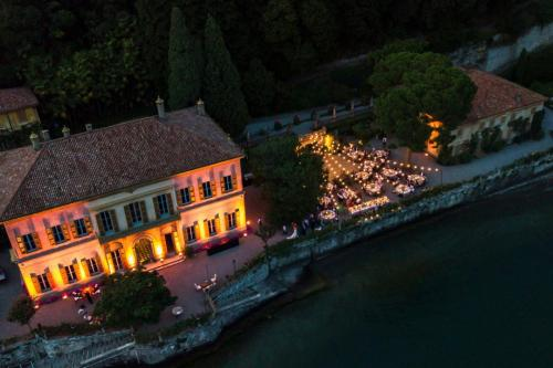 wedding reception villa pizzo